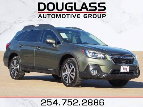 2018 Subaru Outback for sale at Douglass Automotive Group in Central Texas TX