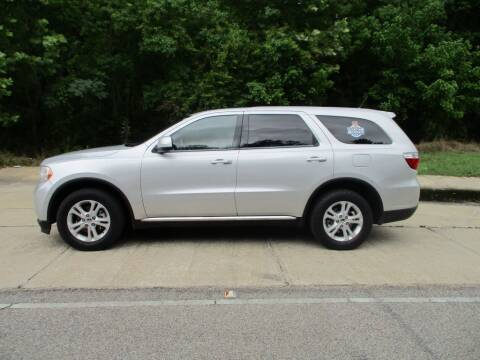 2013 Dodge Durango for sale at A & P Automotive in Montgomery AL