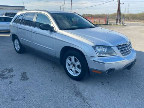 2005 Chrysler Pacifica for sale at Silver Auto Partners in San Antonio TX