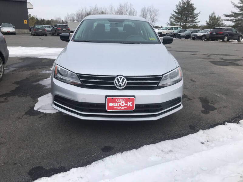 2016 Volkswagen Jetta for sale at eurO-K in Benton ME