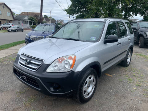 2006 Honda CR-V for sale at Charles and Son Auto Sales in Totowa NJ