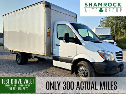 2016 Mercedes-Benz Sprinter Cab Chassis for sale at Shamrock Group LLC #1 in Pleasant Grove UT