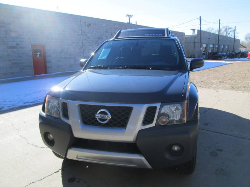 2014 Nissan Xterra for sale at Stagner INC in Lamar CO