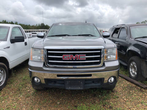 2013 GMC Sierra 1500 for sale at Stevens Auto Sales in Theodore AL