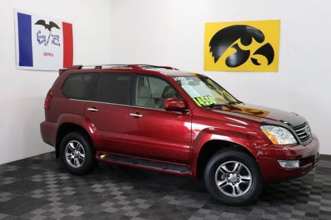 2009 Lexus GX 470 for sale at Carousel Auto Group in Iowa City IA