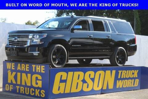 2016 Chevrolet Suburban for sale at Gibson Truck World in Sanford FL