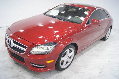 2014 Mercedes-Benz CLS for sale at Sacramento Luxury Motors in Carmichael CA