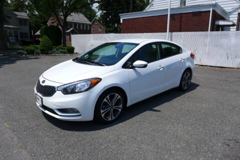 2016 Kia Forte for sale at FBN Auto Sales & Service in Highland Park NJ
