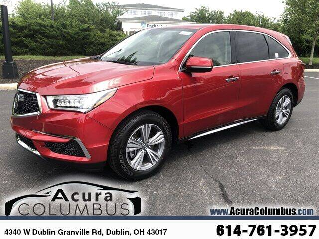 2020 Acura MDX for sale in Dublin, OH
