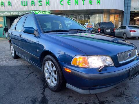 2000 Volvo V40 for sale at MFT Auction in Lodi NJ