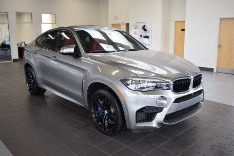 2019 BMW X6 M for sale at BMW OF NEWPORT in Middletown RI
