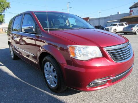 2011 Chrysler Town and Country for sale at Cam Automotive LLC in Lancaster PA
