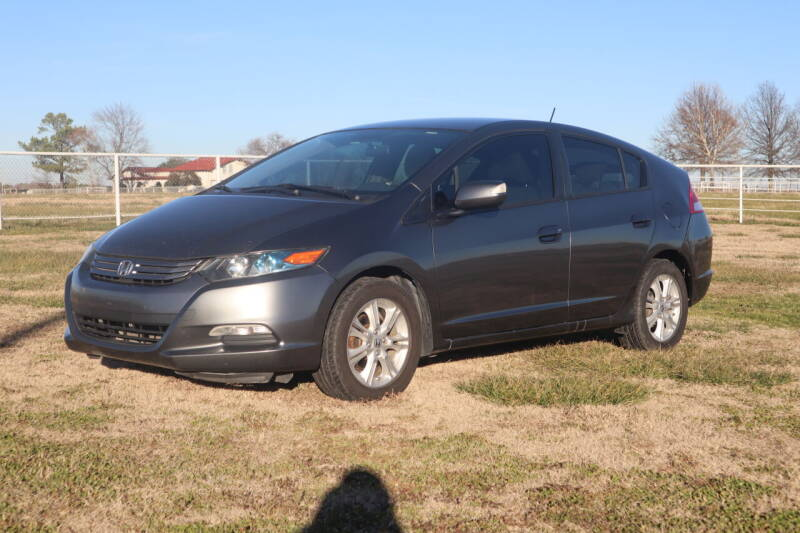 2010 Honda Insight for sale at Liberty Truck Sales in Mounds OK