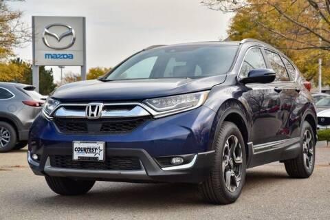 2018 Honda CR-V for sale at COURTESY MAZDA in Longmont CO