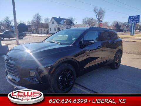 2021 Chevrolet Blazer for sale at Lewis Chevrolet Buick Cadillac of Liberal in Liberal KS
