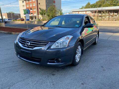 2012 Nissan Altima for sale at Exotic Automotive Group in Jersey City NJ