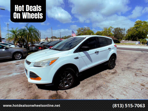 2014 Ford Escape for sale at Hot Deals On Wheels in Tampa FL