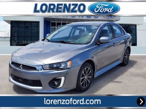 2017 Mitsubishi Lancer for sale at Lorenzo Ford in Homestead FL