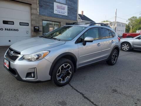 2017 Subaru Crosstrek for sale at CHIP'S SERVICE CENTER in Portland ME