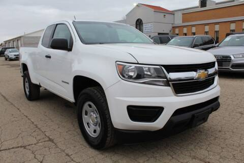 2016 Chevrolet Colorado for sale at SHAFER AUTO GROUP in Columbus OH