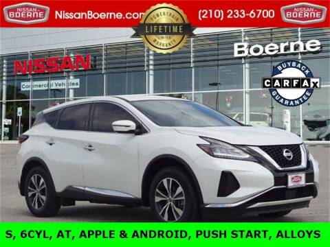 2019 Nissan Murano for sale at Nissan of Boerne in Boerne TX