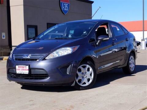 2013 Ford Fiesta for sale at Bryans Car Corner in Chickasha OK