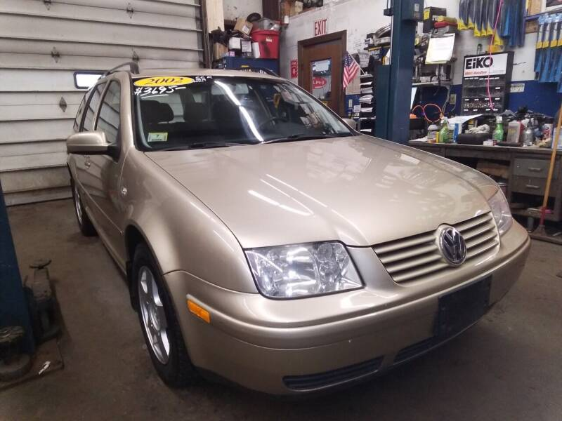 2002 Volkswagen Jetta for sale at ATI Automotive & Used Cars Inc. in Plaistow NH