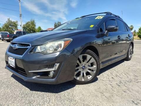 2015 Subaru Impreza for sale at Auto Mercado in Clovis CA