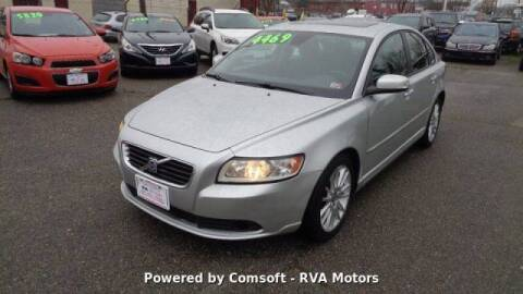 2009 Volvo S40 for sale at RVA MOTORS in Richmond VA