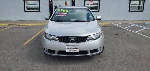 2010 Kia Forte for sale at Executive Automotive Service of Ocala in Ocala FL