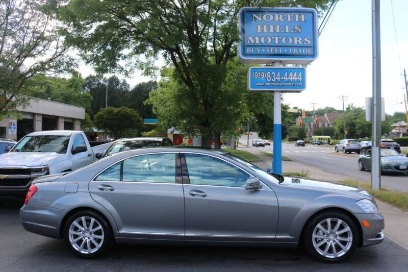 2011 Mercedes-Benz S-Class for sale at North Hills Motors in Raleigh NC
