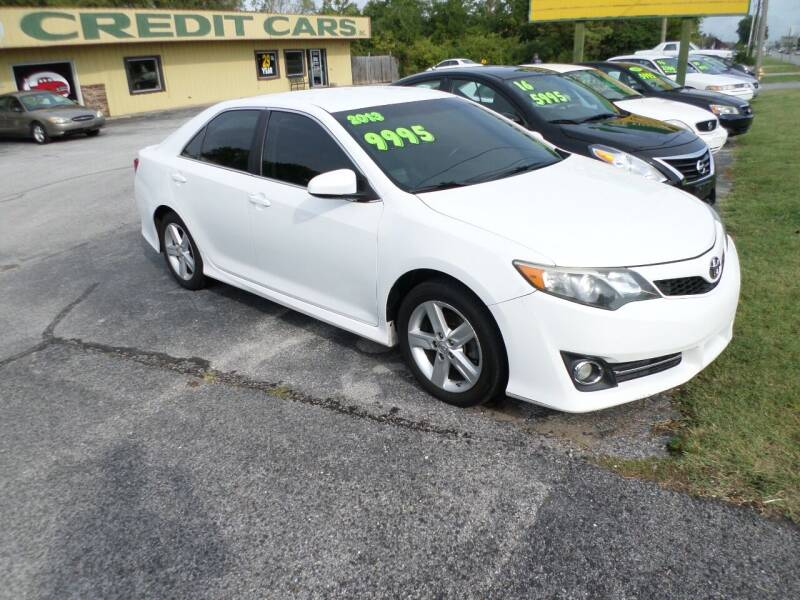 2013 Toyota Camry for sale at Credit Cars of NWA in Bentonville AR