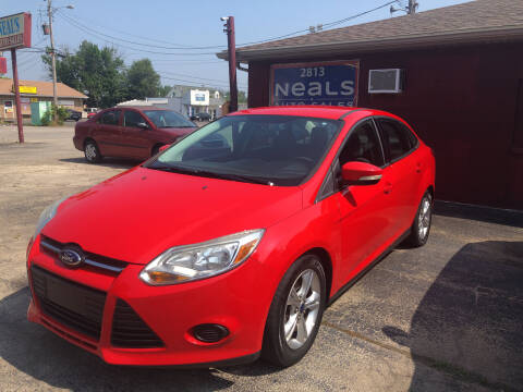 2014 Ford Focus for sale at Neals Auto Sales in Louisville KY