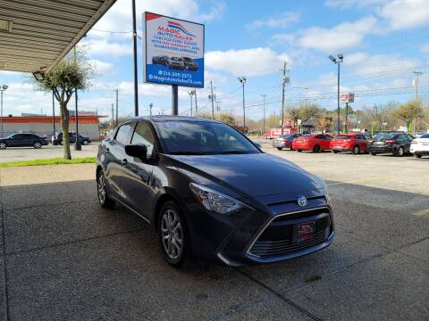 2018 Toyota Yaris iA for sale at Magic Auto Sales in Dallas TX