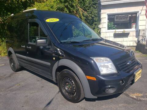 2013 Ford Transit Connect for sale at A-1 Auto in Pepperell MA
