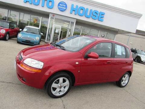 2007 Chevrolet Aveo for sale at Auto House Motors in Downers Grove IL