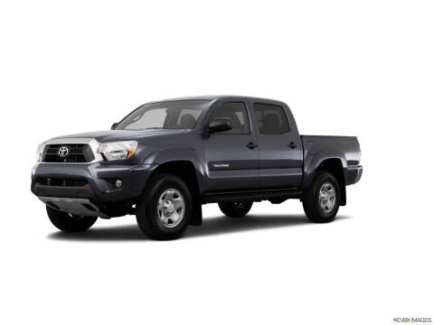2015 Toyota Tacoma for sale at FRED FREDERICK CHRYSLER, DODGE, JEEP, RAM, EASTON in Easton MD