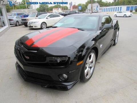 2010 Chevrolet Camaro for sale at TWIN RIVERS CHRYSLER JEEP DODGE RAM in Beatrice NE