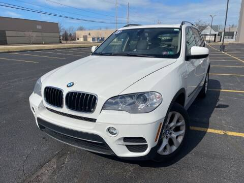 2013 BMW X5 for sale at TKP Auto Sales in Eastlake OH