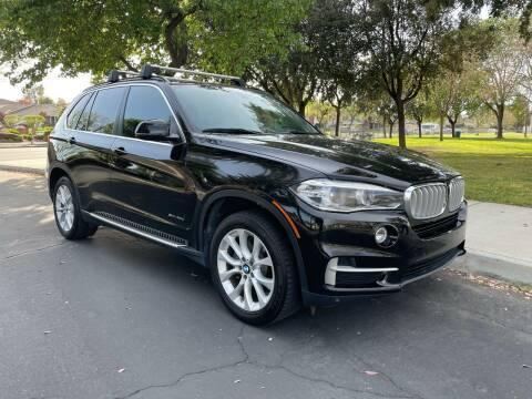2016 BMW X5 for sale at Steers Motors in San Jose CA