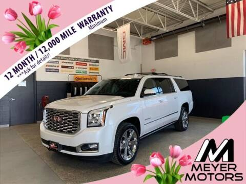 2020 GMC Yukon XL for sale at Meyer Motors in Plymouth WI