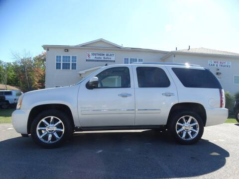 2011 GMC Yukon for sale at SOUTHERN SELECT AUTO SALES in Medina OH