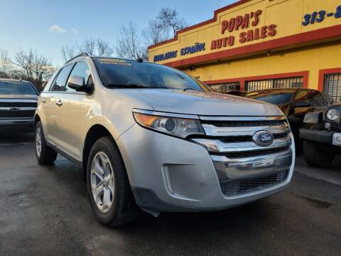 2011 Ford Edge for sale at Popas Auto Sales in Detroit MI
