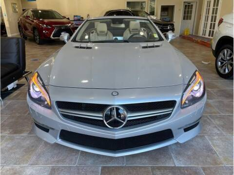 2013 Mercedes-Benz SL-Class for sale at AutoDeals in Daly City CA