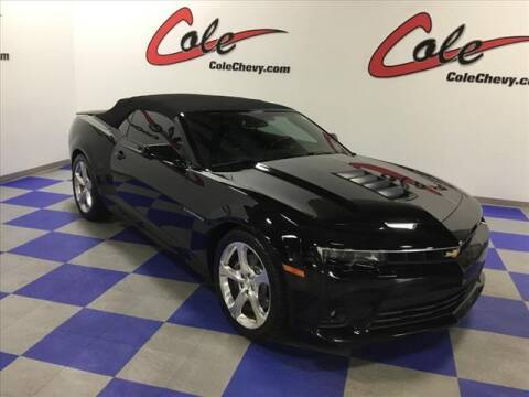 2014 Chevrolet Camaro for sale at Cole Chevy Pre-Owned in Bluefield WV