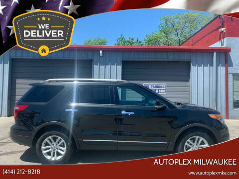 2012 Ford Explorer for sale at Autoplex 3 in Milwaukee WI