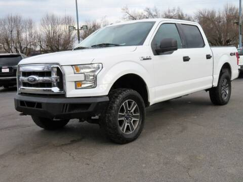 2016 Ford F-150 for sale at Low Cost Cars North in Whitehall OH