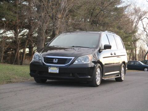 2008 Honda Odyssey for sale at Loudoun Used Cars in Leesburg VA