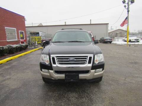 2007 Ford Explorer for sale at X Way Auto Sales Inc in Gary IN