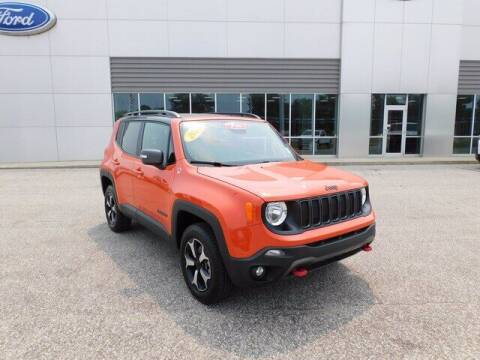2020 Jeep Renegade for sale at Ray Skillman Hoosier Ford in Martinsville IN